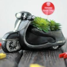 Кашпо Мотоцикл